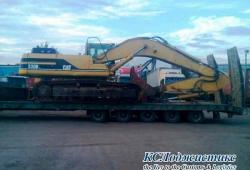 Фото 1 экскаватора CATERPILLAR CAT 330B