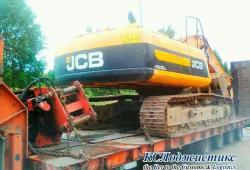 Доставка JCB JS 330 LC