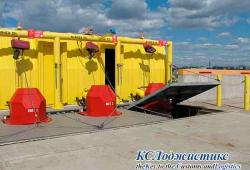 Фото 1 оформление снегоплавильного оборудования
