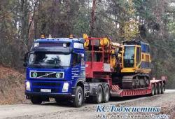 Фото 1 перевозка установки RTG RG 21Т
