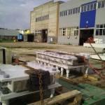 Перевозка опоры моста - фото 3