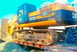 Перевозка JCB JS 330 LC